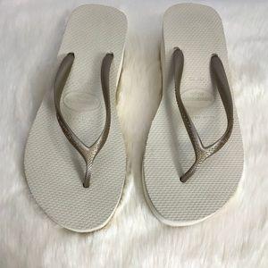Havaianas High Crean Wedge Sandals